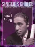 Sing the Songs of Harold Arlen (book/CD play-along)