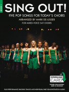 Sing Out! 5 Pop Songs For Today's Choirs - Book 1 (book/2 CD)