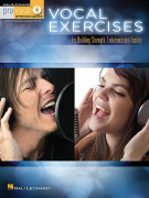 Pro-Vocal: Vocal Exercises (book/CD)