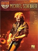Michael Schenker : Guitar Play-Along Volume 175 (book/CD)