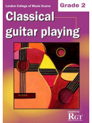 RGT - Classical Guitar Playing - Grade 2