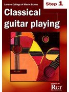 RGT - Classical Guitar Playing - Grade 1
