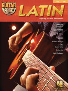 Latin: Guitar Play-Along Volume 105 (book/CD)