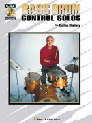 Bass Drum Control Solos (book/CD)