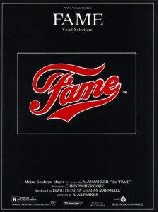 Fame - Vocal Selections