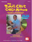 The Tomas Cruz Conga Method Volume 2 (book/DVD)