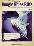 Boogie Blues Riffs (book & CD)