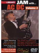 Lick Library: Jam With AC/DC - Volume 2 (2 DVD/CD)