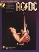 AC/DC – Guitar Signature Licks (book/CD)
