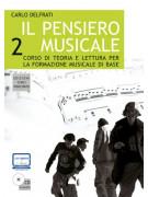 Il pensiero musicale 2 (libro/CD)