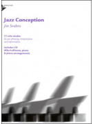 Jazz Conception for Piano Soloist (book/CD play-along)
