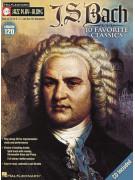 Jazz Play-along vol. 120:  J. S. Bach (book/CD)