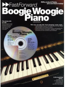 Fast Forward: Boogie Woogie Piano (book/CD)