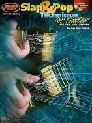 Slap & Pop Technique for Guitar (book/CD)