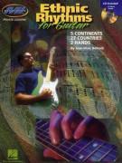 Ethnic Rhythms for Guitar (book/CD)