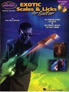 Exotic Scales & Licks for Guitar (book/CD)