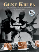 Gene Krupa: The Pictorial Life of a Jazz Legend (book/CD)