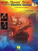 Classical Themes for Electric Guitar (book/CD)