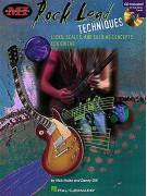 Rock Lead Techniques (book/CD)