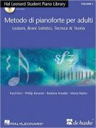 Metodo di pianoforte per adulti (libro/CD)