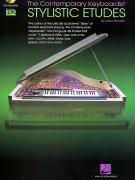 The Contemporary Keyboardist-Stylistic Etudes (book/CD & Midi File)