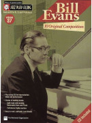 Jazz Play-Along volume 37: Bill Evans (book/CD)