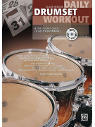 Daily Drumset Workout (book/CD MP3)