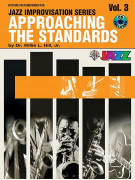 Approaching The Standards vol.3 Rhythm Section (book/CD play-along)