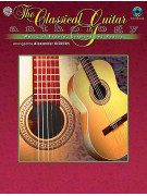 The Classical Guitar Anthology (book/CD)