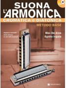 Suona l'armonica - cromatica e diatonica (libro/DVD)