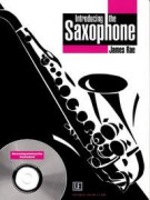 Introducing the Saxophone (book/CD)