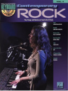 Keyboard Play-Along: Contemporary Rock (book/CD)