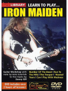 Lick Library: Learn to Play Iron Maiden (DVD)