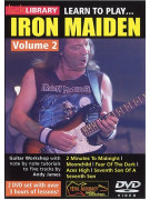 Lick Library: Learn to Play Iron Maiden Vol.2 (2 DVD)
