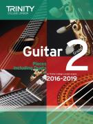 Trinity College London: Guitar Exam Pieces - Grade 2 - 2016-2019