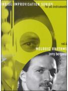 Inside Improvisation vol.4: Melodic Rhythms (book/CD)