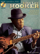 John Lee Hooker : Signature Licks Guitar (book/CD)