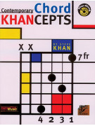 Contemporary Chord Khancepts (book/2 CD)