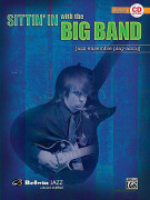 Sittin' In With the Big Band f Volume I Guitar (book/CD play-along)