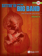Sittin' In with the Big Band Volume II Bass (book/CD play-along)