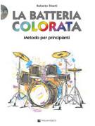 La batteria colorata (libro/CD MP3)