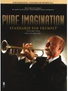 Pure Imagination - Standards for Trumpet, Vol. 2 (book/CD)