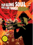 Play-along Soul with a Live Band Trumpet (book/CD)