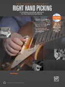 The Serious Guitarist: Right Hand Picking (book/CD MP3)