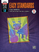 Jazz Play-Along Vol.2: Easy Standards Rhythm Section (book/CD MP3)