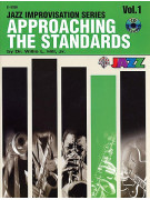Approaching The Standards vol.1 Eb Sax (book/CD play-along)