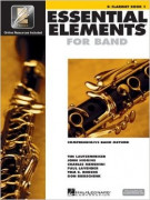 Essential Elements 2000: Bb Clarinet (book/DVD/CD)