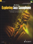 Exploring Jazz Saxophone (book/CD)