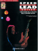 Speed Mechanics for Lead Guitar Edizione Italiana (book/CD)