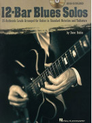 12-Bar Blues Solos (book/CD)